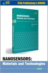 Nanosensors book's cover
