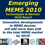 Emerging MEMS Report 2010-2015
