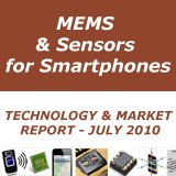 MEMS & Sensors for Smartphones report