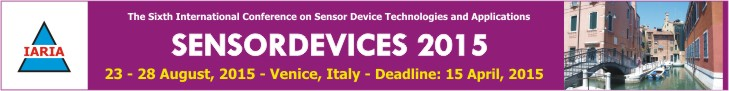 SENSORDEVICES' 2015