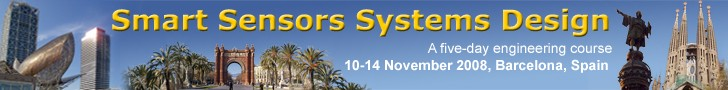 Smart Sensors Systems course