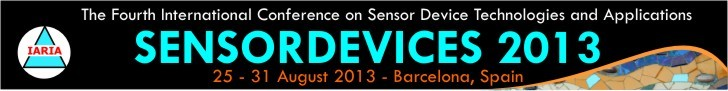 SENSORDEVICES' 2013
